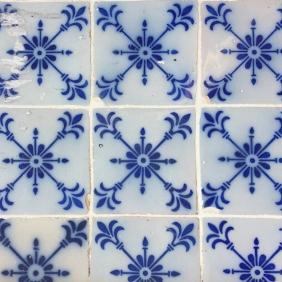 Azulejos - Branco - Azul - Inspiração - Consultoria de Imagem - Consultoria de Estilo - Moda - Estilo - Lisboa