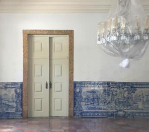 Inspiração - Estilo - Palácio Pimenta - Azulejos - Azul - Branco - Tiles - Lisboa - Lisbon