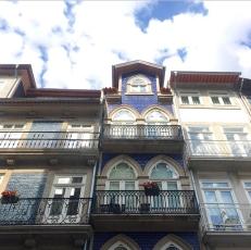 Houses - Porto - Azulejos