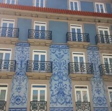 Building - House - Azulejos - Blue - Porto