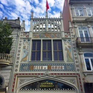 Lello - Library - Books - Harry Potter - Porto - Inspiring