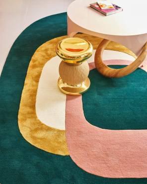 Rouge Absolu - Célia Lobo - Interior - Design - Interior Design - Decor - Home - Decoração - Palms - Wallpaper - Papel de parede - Papier-peint - Pop - Colors - Design - Cores - Print Design - Textile Design - Têxtil Design - Estampados - Pattern - Imprimés - Rugs - Tapis - Tapetes - Cushions - Coussins - Almofadas - Luxe - Toulemonde-Bochart