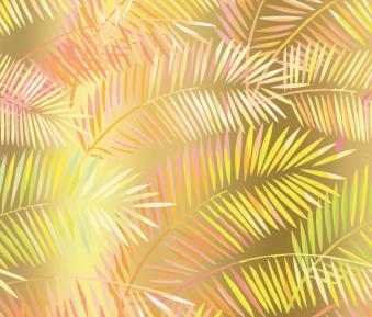 Rouge Absolu - Célia Lobo - Interior - Design - Interior Design - Decor - Home - Decoração - Wallpaper - Papel de parede - Papier-peint - Pop - Colors - Design - Cores - Print Design - Textile Design - Têxtil Design - Estampados - Pattern - Imprimés - Gold - Ouro - Or - Luxe - Palms