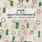 Vente Mode & Collection de Madame R. - Archives de la Maison Balenciaga - Millon - Pénélope Blanckaert