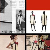 Millon - Pénélope Blanckaert - Robe Mondrian