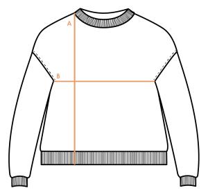 Size Guide - Sweat