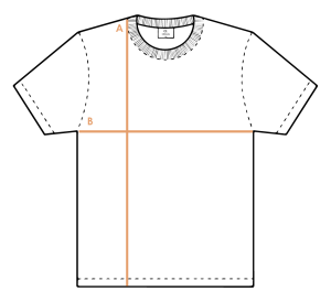 Size Guide - T-Shirt