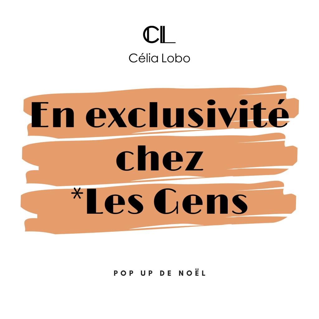 Célia Lobo x *Les Gens